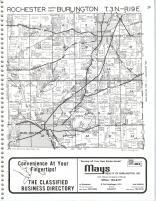 Map Image 016, Kenosha and Racine Counties 1986